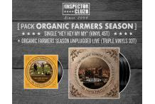 Pack The Organic Farmers Season